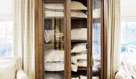 Storage Dilemma: Where Do I Stash the Linens?