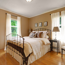 Traditional Bedroom by Lisa Lucas Design