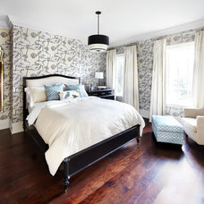 Traditional Bedroom by Lisa Petrole Photography
