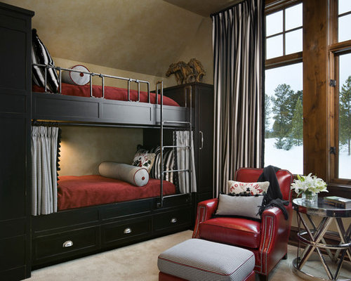 steampunk bedroom photos - Steampunk Interior Design Ideas