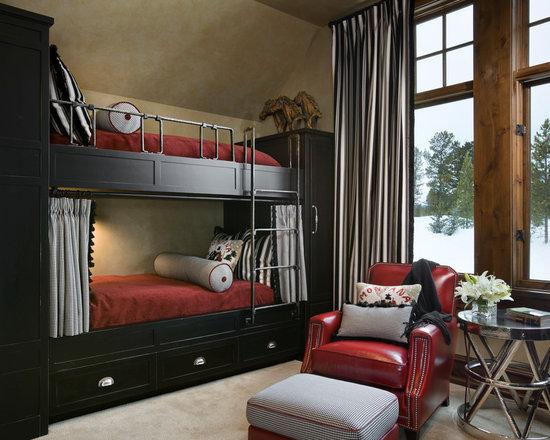 Steampunk Bedroom Houzz - Steampunk living room