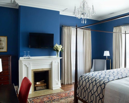 blue bedroom design ideas remodels photos houzz. Interior Design Ideas. Home Design Ideas