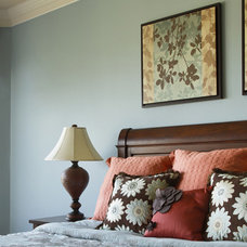 Traditional Bedroom by Marker Girl Home