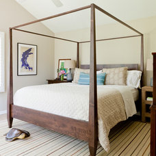 Traditional Bedroom by Meredith Ellis Design