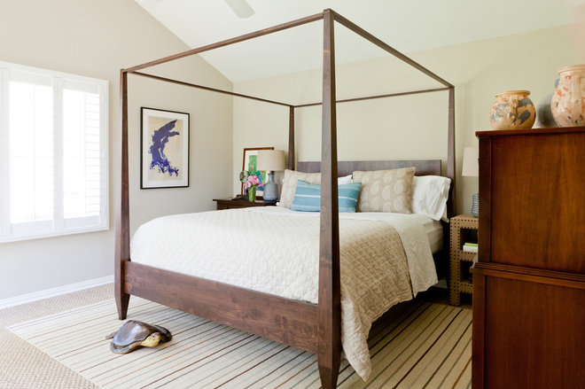 Traditional Bedroom by Meredith Ellis Design