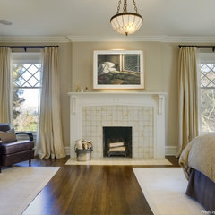 traditional bedroom by knowles ps