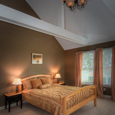 Traditional Bedroom by Mitchell Construction Group