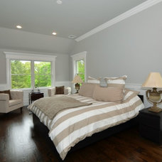 Traditional Bedroom by Paul Porco Custom Homes