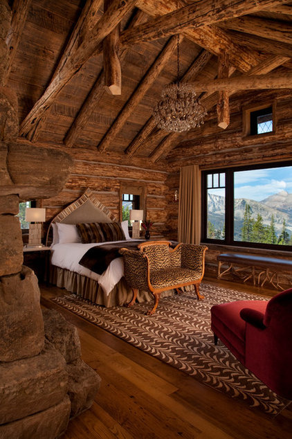 Traditional Bedroom by Pearson Design Group