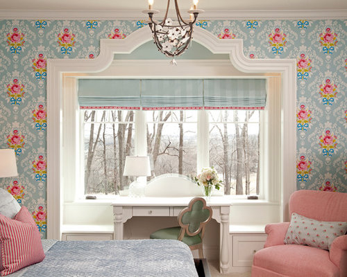 SaveEmail. Shabby Chic Wallpaper Ideas  Pictures  Remodel and Decor