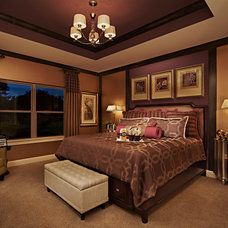 Traditional Bedroom by Pinnacle Homes
