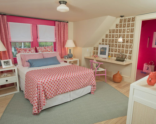 Pink Accents | Houzz