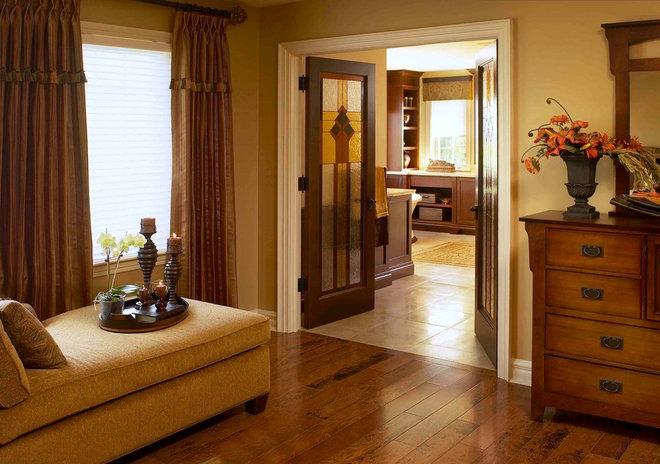Traditional Bedroom by Regina Sturrock Design Inc.