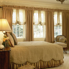 Traditional Bedroom by Robin Baron Design