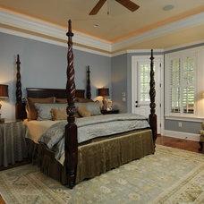 Traditional Bedroom by Sandra Ericksen Design