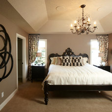Traditional Bedroom by Schrader & Companies