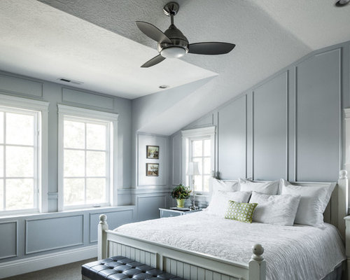 Vaulted Wall Ideas Pictures Remodel and Decor – Vaulted Ceiling Bedroom Ideas