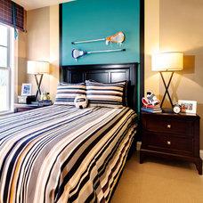Traditional Bedroom by Sterling E. Stevens Design Photo