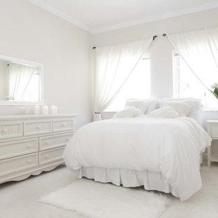 All White Bedroom | Houzz