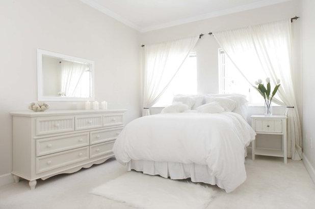 Классический Спальня Traditional Bedroom