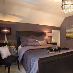 traditional bedroom by Suzan J Designs - Decorating Den Interiors