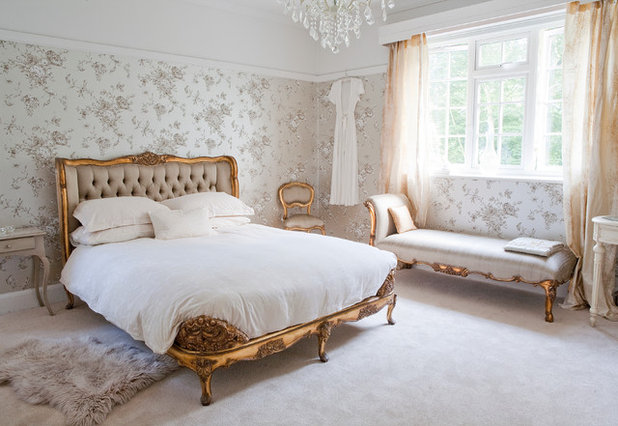 American Traditional Bedroom by The French Bedroom Company