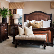 Traditional Bedroom by Style On a Shoestring