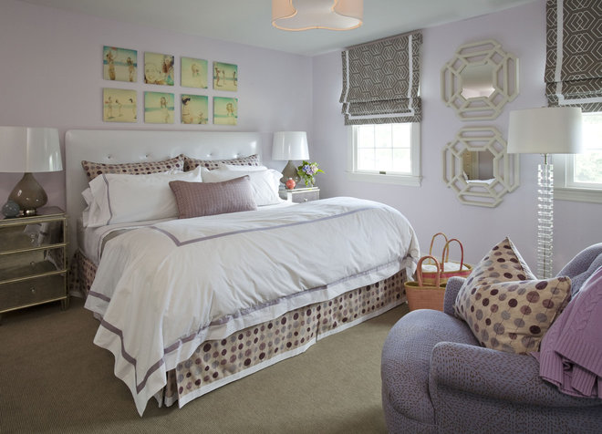 Traditional Bedroom by Willey Design LLC