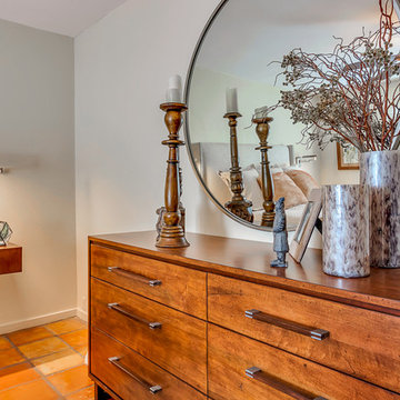 Traditional Design with a Midcentury Feel