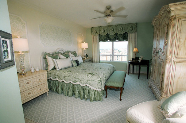 Traditional Bedroom by Interior Styles, Inc.
