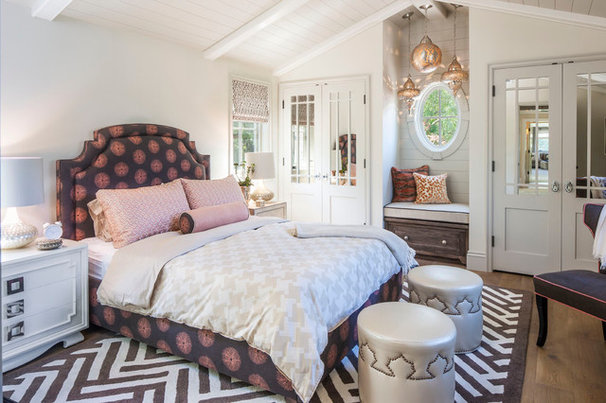 Traditional Bedroom by Tomaro Design Group