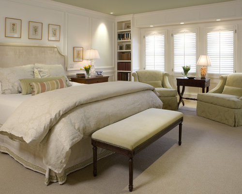 Traditional master bedroom design ideas remodel pictures for Traditional master bedroom designs
