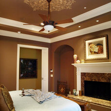 Traditional Bedroom by BRY design