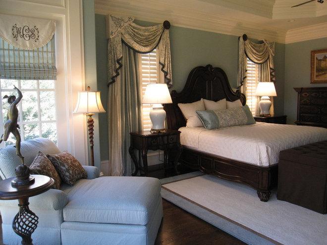 Traditional Bedroom by Kandrac & Kole Interior Designs, Inc.