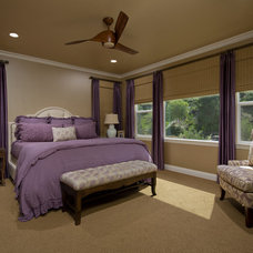Traditional Bedroom by Peg Berens Interior Design LLC