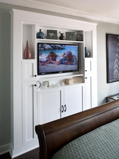 Bedroom Tv Unit Houzz