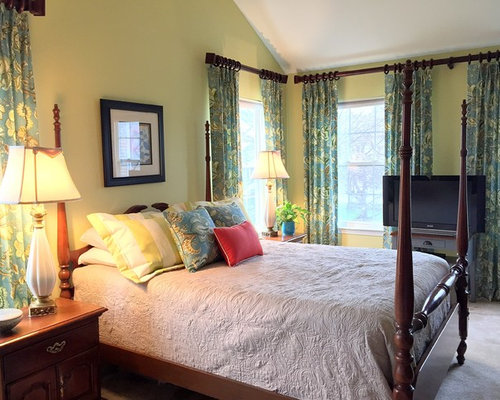 Bedroom Design Ideas Renovations amp Photos With Carpet And
