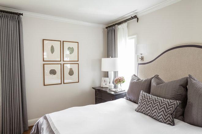 Midcentury Bedroom by Marie Flanigan Interiors