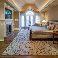 Traditional Bedroom by Makow Associates Architect Inc