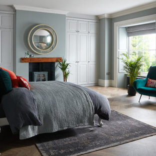 Traditional Twist on Contemporary Bedrooms