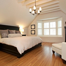 Traditional Bedroom by Foremost Construction Inc