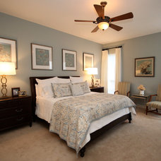 Traditional Bedroom by Lynn Unflat at Ethan Allen