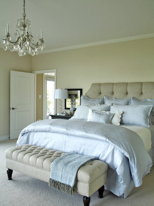 Tranquil Master Bedroom Home Design Ideas Pictures