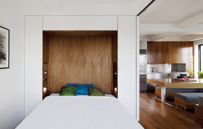 Houzz Tour: A Manhattan Studio Opens to Flexibility