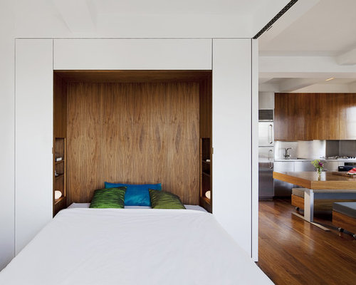 Custom Murphy Bed Home Design Ideas Pictures Remodel And