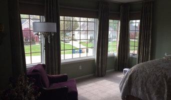 transitional bedroom Avon Lake