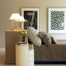 Modern Bedroom by the orpin group, interior design