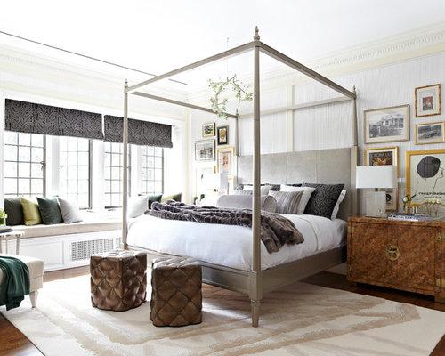 Grey And Beige Tones. Bedroom Ideas And Photos | Houzz