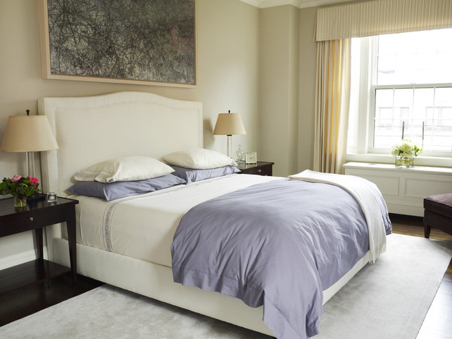 Traditional Bedroom by Kathleen Walsh Interiors, LLC
