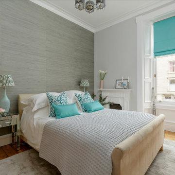 Transitional Bedroom